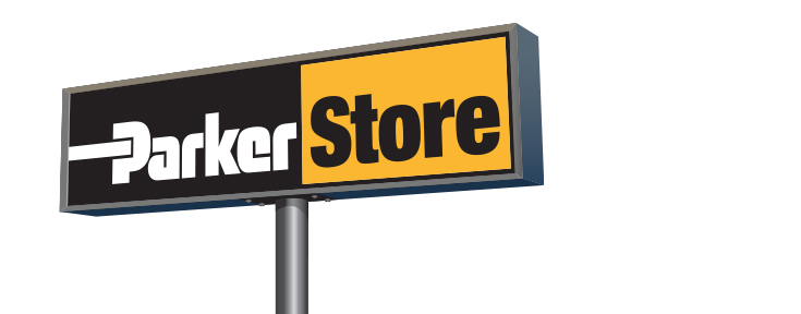 ParkerStore Sign