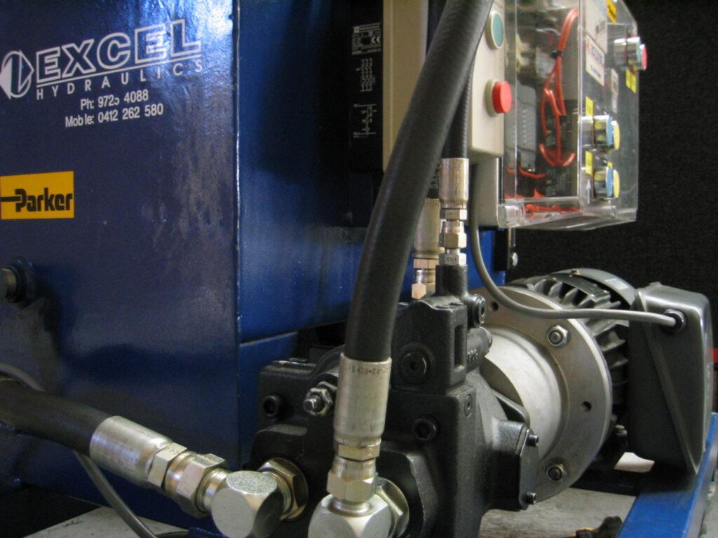 Hydraulic Pumps motors