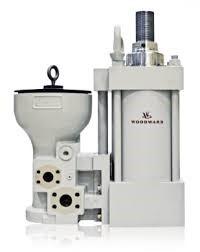 Woodward Hydraulic Actuator