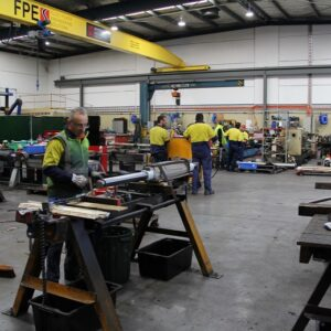 Hydraulic Component & System Repairs - FPES