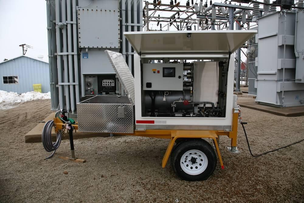 Trojan - Transformer Oil Care Equipment