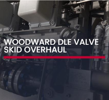DLE Valve Skid Overhaul