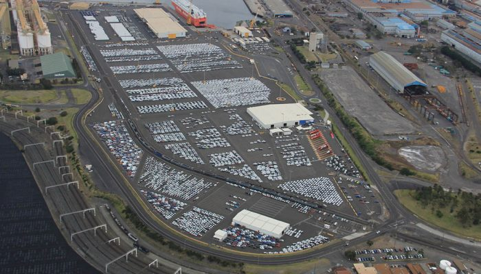 AAT Port Kembla Terminal - FPES